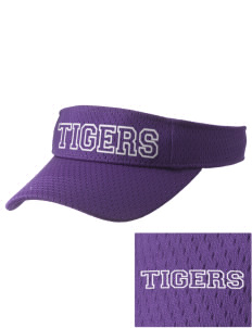 Darlington School Tigers Embroidered Woven Cotton Visor