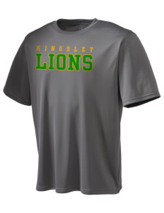 Kingsley Elementary School Lions Champion Men's Wicking T-Shirt