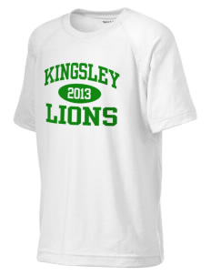 Kingsley Elementary School Lions Kid's Ultimate Performance T-Shirt