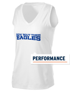 Calvary Christian School Eagles Women's Performance Fitness Tank
