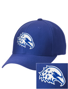 Calvary Christian School Eagles Embroidered Wool Adjustable Cap