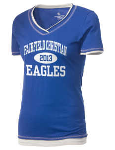 Fairfield Christian School Eagles Holloway Women's Dream T-Shirt