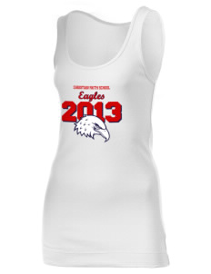 Christian Faith School Eagles Juniors' 1x1 Tank