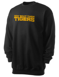 Don Bosco Tech Institute School Tigers Men's 7.8 oz Lightweight Crewneck Sweatshirt
