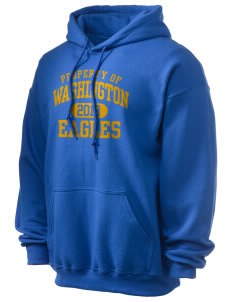 Washington Elementary School Eagles Ultra Blend 50/50 Hooded Sweatshirt