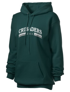 Saint John Of The Cross School Crusaders Unisex Hooded Sweatshirt