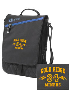 Gold Ridge Elementary School Miners Embroidered OGIO Module Sleeve for Tablets
