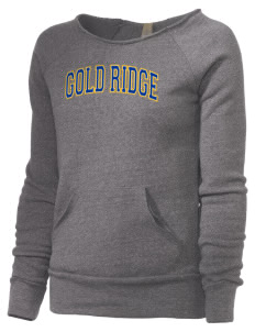 Gold Ridge Elementary School Miners Alternative Women's Maniac Sweatshirt