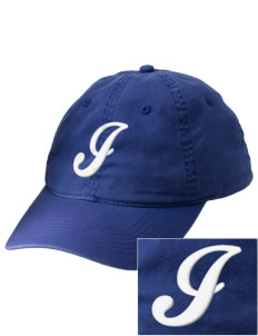 Jesuit High School Tigers Embroidered Vintage Adjustable Cap