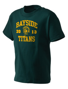 Bayside Community Day School Trojans Kid's T-Shirt