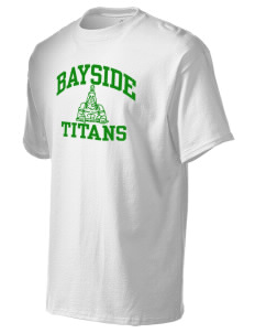 Bayside Community Day School Trojans Tall Men's Essential T-Shirt