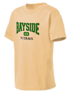 Bayside Community Day School Trojans Kid's Essential T-Shirt