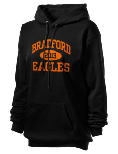 Bradford Middle School Eagles Unisex Hooded Sweatshirt