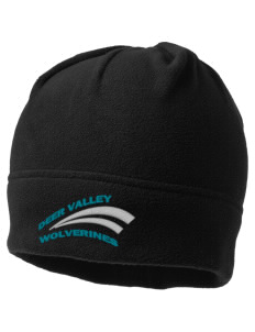 Deer Valley High School Wolverines Embroidered Fleece Beanie