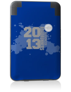 Ridgemoor Elementary School Roadrunners Kindle Keyboard 3G Skin