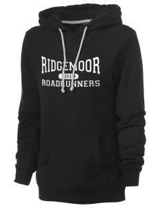 Ridgemoor Elementary School Roadrunners Women's Core Fleece Hooded Sweatshirt
