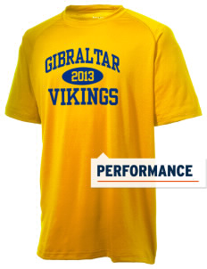 Gibraltar Middle School Vikings Men's Ultimate Performance T-Shirt