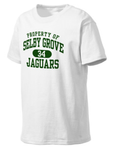 Selby Grove Elementary School Jaguars Kid's Essential T-Shirt