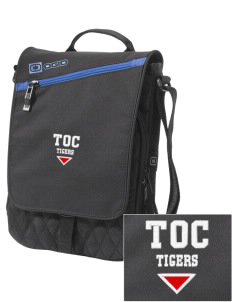 Truth Or Consequences Elementary School Tigers Embroidered OGIO Module Sleeve for Tablets