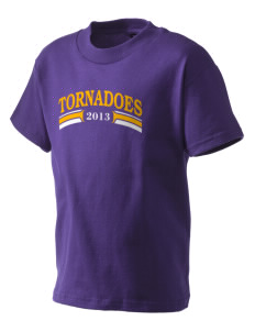 Purvis Attendance Center tornadoes Kid's T-Shirt
