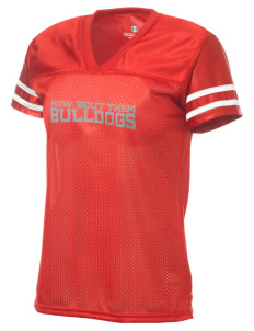 Highland Park Intermediate School Bulldogs Holloway Women's Fame Replica Jersey