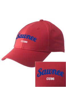 Sawnee Primary School Cubs  Embroidered New Era Adjustable Structured Cap