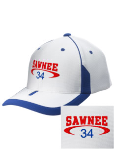 Sawnee Primary School Cubs Embroidered M2 Universal Fitted Contrast Cap