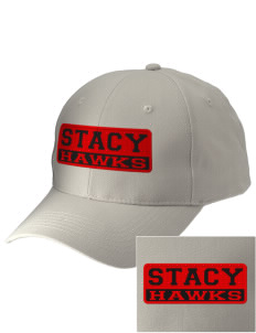 Stacy Middle School Hawks Embroidered Low-Profile Cap