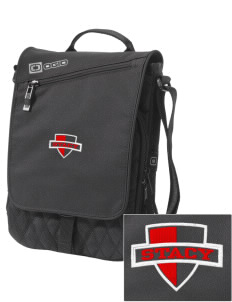 Stacy Middle School Hawks Embroidered OGIO Module Sleeve for Tablets