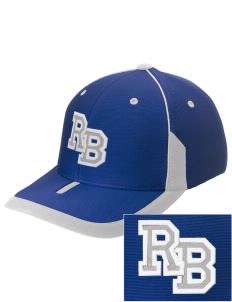 Rancho Bernardo High School Broncos Embroidered M2 Universal Fitted Contrast Cap