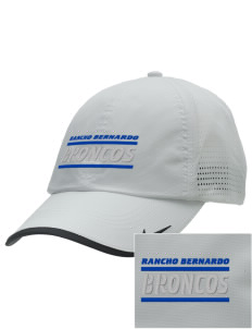 Rancho Bernardo High School Broncos Embroidered Nike Dri-FIT Swoosh Perforated Cap