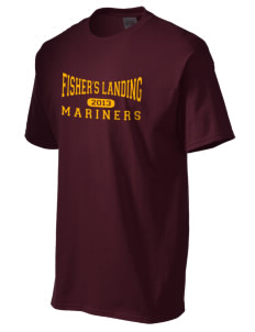 Fisher's Landing Elementary School Mariners Men's Essential T-Shirt