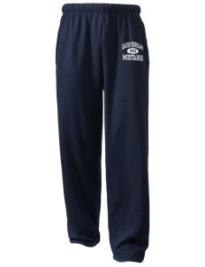 Cairo-Durham Middle School Mustangs  Holloway Arena Open Bottom Sweatpants