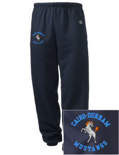 Cairo-Durham Middle School Mustangs Embroidered Champion Men's Sweatpants