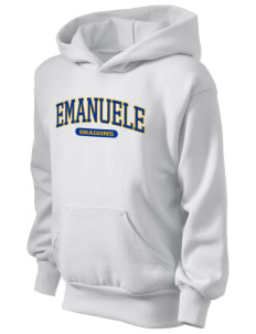 Emanuele Elementary School Dragons Kid's Hooded Sweatshirt