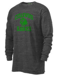 Cedarwood Elementary School Hawks Alternative Men's 4.4 oz. Long-Sleeve T-Shirt