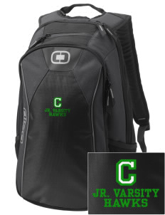 Cedarwood Elementary School Hawks Embroidered OGIO Marshall Backpack