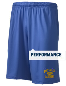 "Maysville Elementary School Panthers Holloway Men's Performance Shorts, 9"" Inseam"