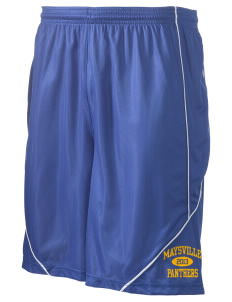"Maysville Elementary School Panthers Men's Pocicharge Mesh Reversible Short, 9"" Inseam"