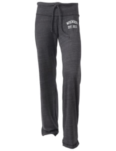 Wickes Elementary School Warriors Alternative Women's Eco-Heather Pants