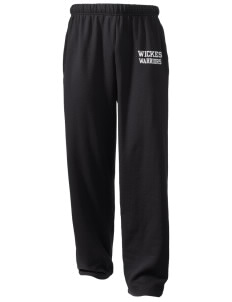 Wickes Elementary School Warriors  Holloway Arena Open Bottom Sweatpants