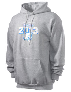 Temecula Middle School Bobcats Men's 7.8 oz Lightweight Hooded Sweatshirt