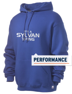 Sylvan Middle School Squires Russell Men's Dri-Power Hooded Sweatshirt