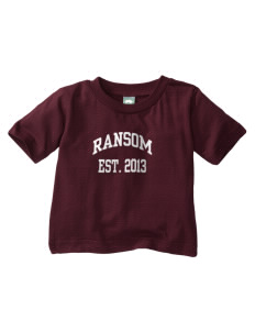 Ransom Middle School Tigers Toddler T-Shirt