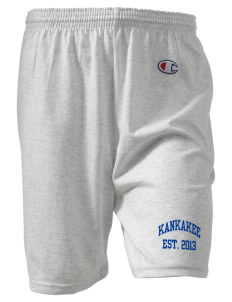 "Kankakee Junior High School Warriors  Champion Women's Gym Shorts, 6"" Inseam"