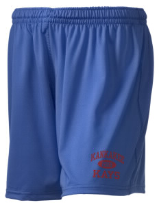 "Kankakee Junior High School Warriors Holloway Women's Performance Shorts, 5"" Inseam"