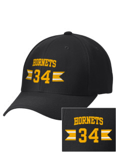 East Middle School Hornets Embroidered Wool Adjustable Cap