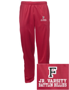 Fredericksburg Middle School Battlin Billies Embroidered Men's Tricot Track Pants