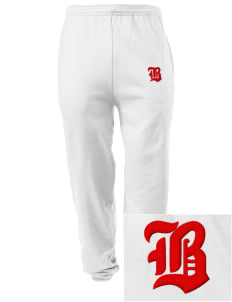 Fredericksburg Middle School Battlin Billies Embroidered Men's Sweatpants with Pockets