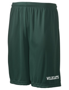 "Moline Elementary School Wildcats Men's Competitor Short, 9"" Inseam"